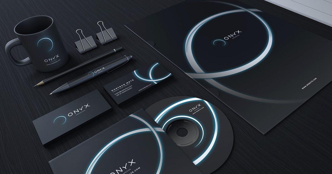 ONYX Collective Calgary Branding
