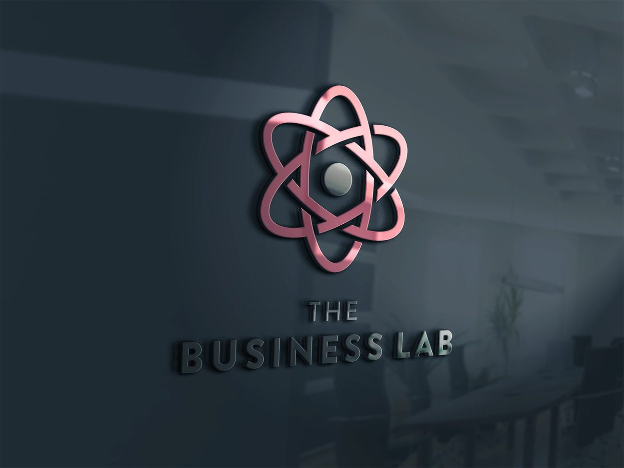Business Lab Calgary Logo Design