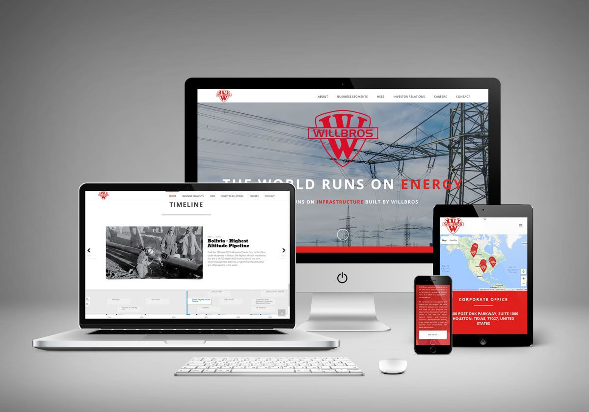 Willbros Advertising & Web Design talonX
